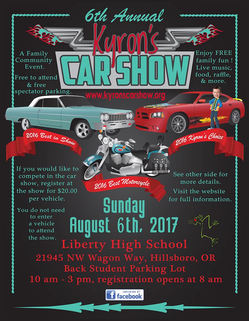 Kyrons Car Show Kyrons Car Show - Lucky eagle casino car show